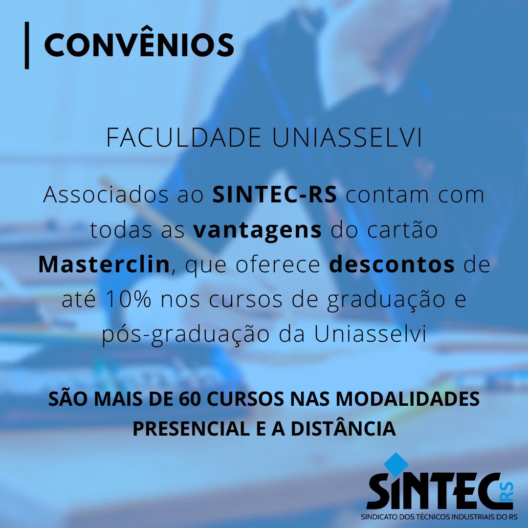 Convênios: Faculdade Uniasselvi