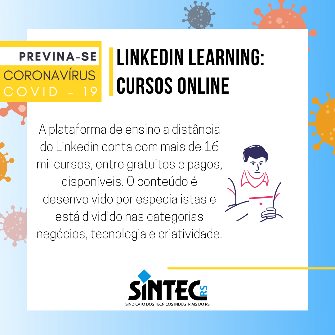 Linkedin Learning: Plataforma De Cursos Online Do Linkedin