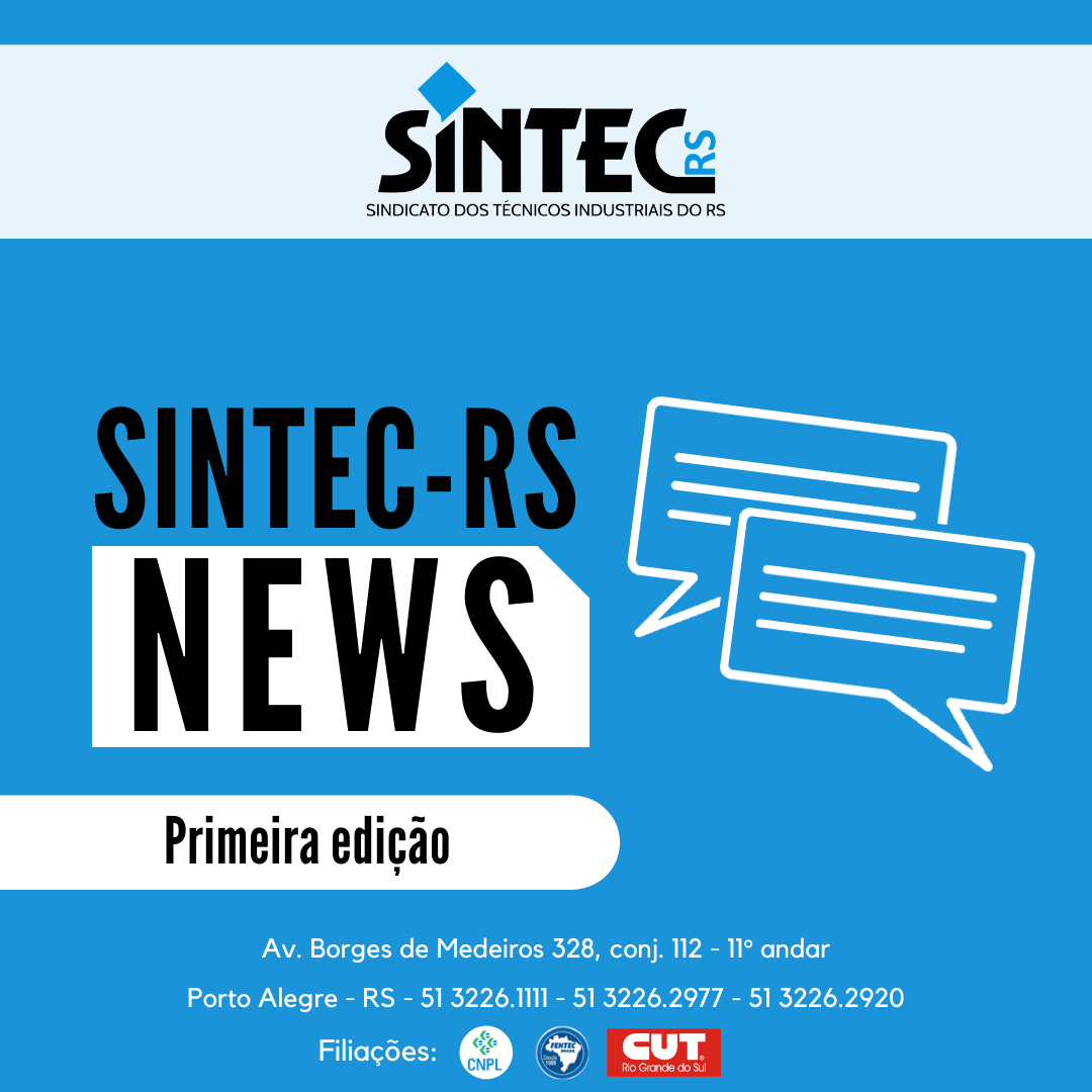 SINTEC-RS NEWS